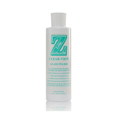 Zaino Z-12 Clear-View Glass Polish