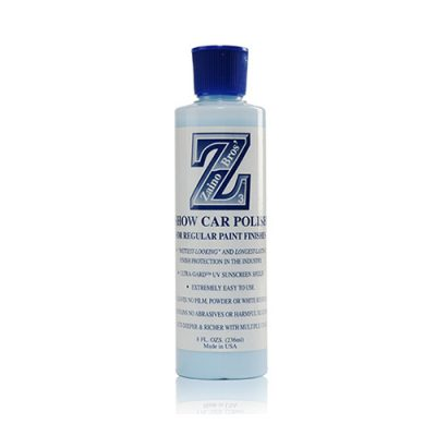 Zaino Z-3 Show Car Polish for Regular Paint Finishes